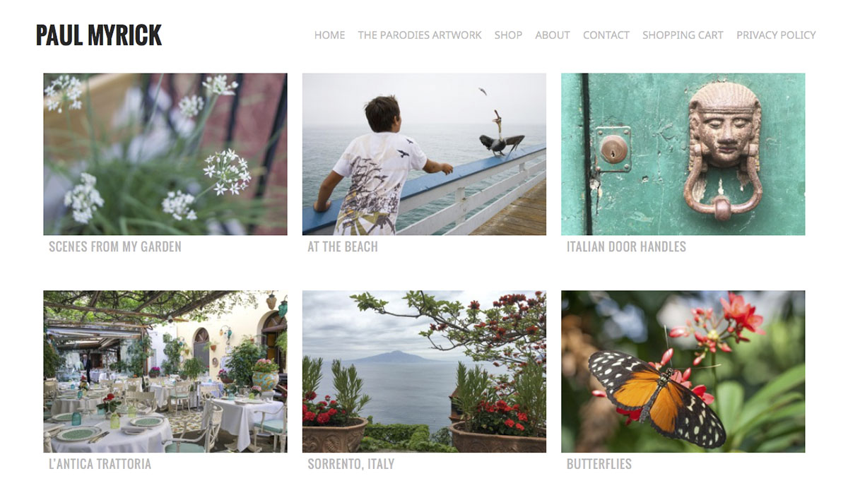 Workshop: How To Build Your Photography Website